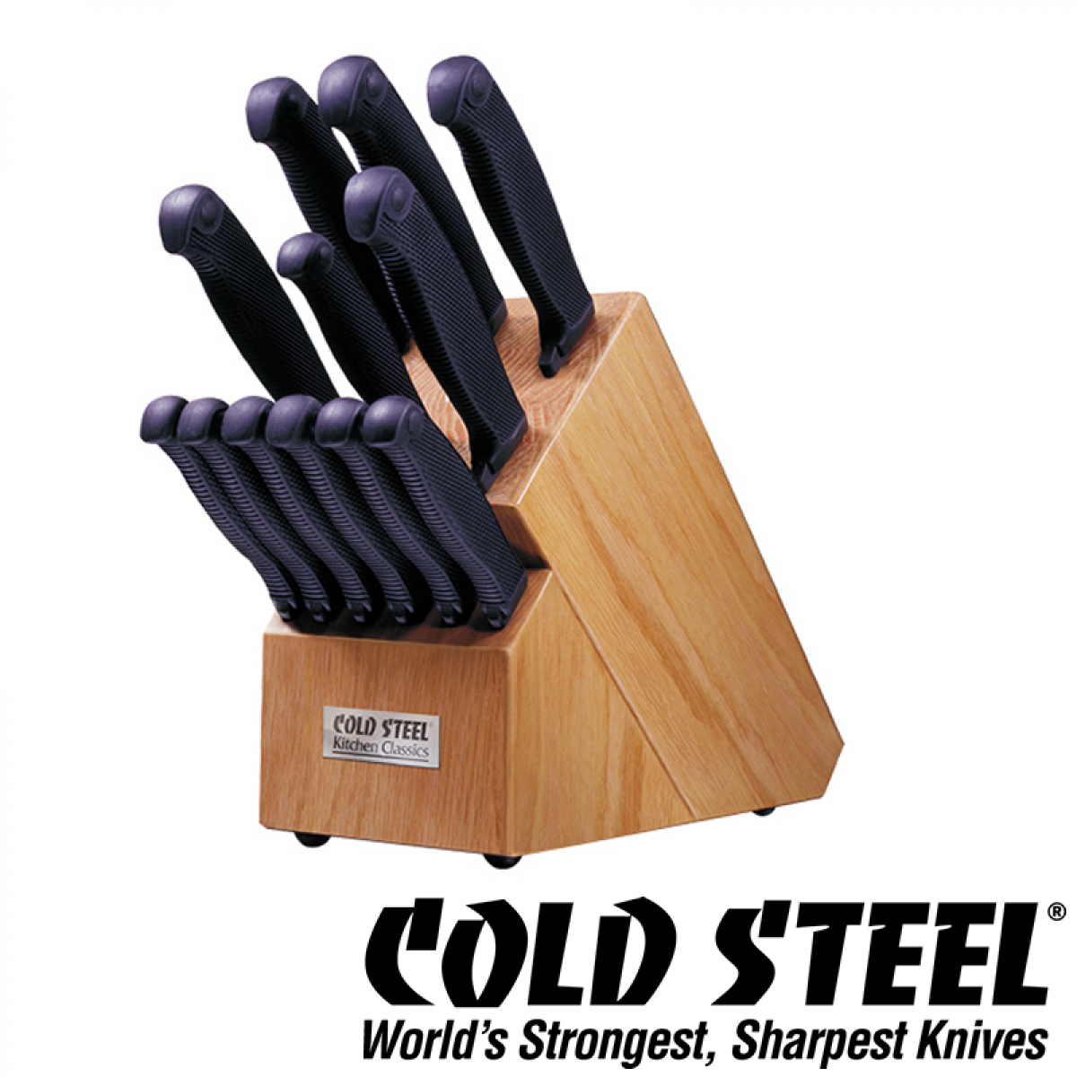 Swords Cold Steel Kitchen Knives Classic Complete Kitchen Knife Set