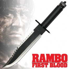 Rambo First Blood Part II Survival Knife