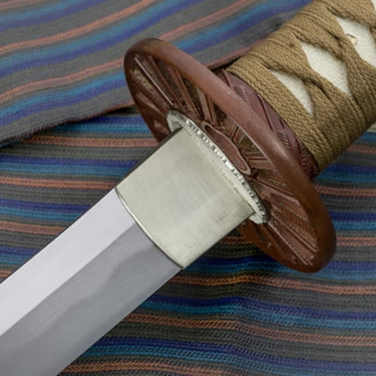 Barringtons Swords Dragon King Fletching Katana Samurai Pro Knife