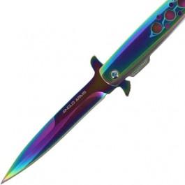 Rainbow Lock Knife