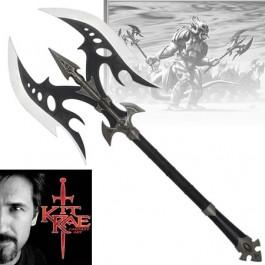 Kit Rae Black legion Battle Axe BLACK