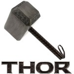 Thor's Hammer Mjolnir slight Imperfections Reduced no Returns