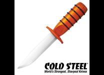 Cold Steel Knives Survival Edge Knife Orange