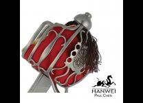 Hanwei Paul Chen  Swords Scottish Basket Hilt Back Sword